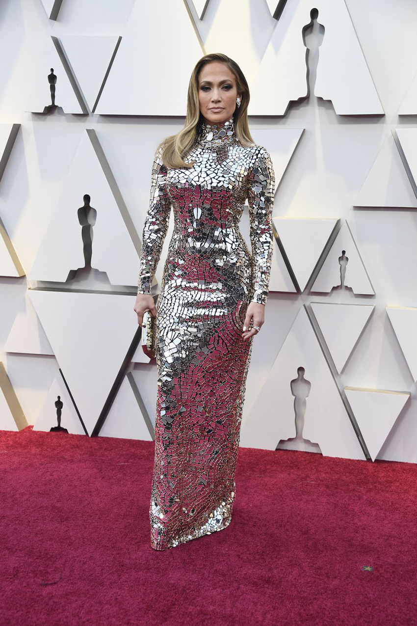 Jennifer Lopez v Tom Ford